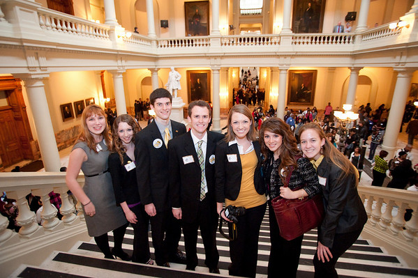 GT Student Day at the Capitol