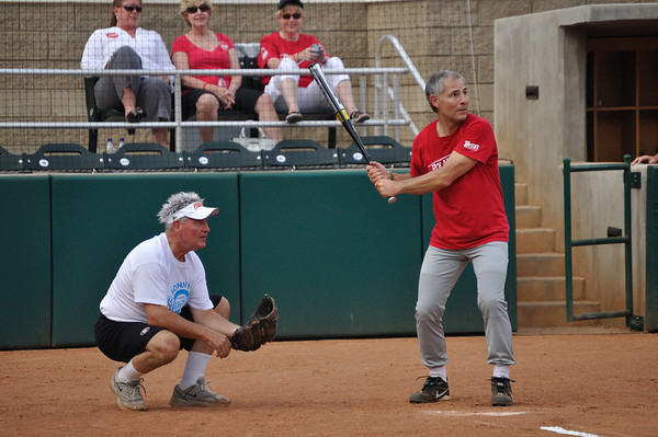 Governor's Softball Game