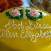 YUM - Ambrosia's lemon doberge cake!