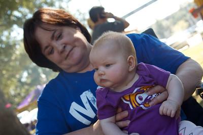 LSU vs. McNeese - Oct. 16, 2010