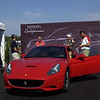 31 July - Aug 1, 2010, Millville, New Jersey USA<br /> Ferrari California display<br /> ©2010, Gregg Feistman, USA<br /> LAT Photographic