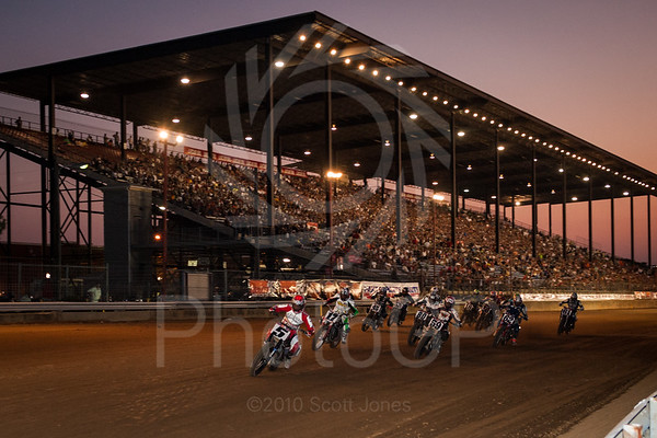 2010 Indy Mile