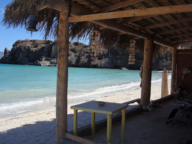 We *so much* wanted to buy this palapa.