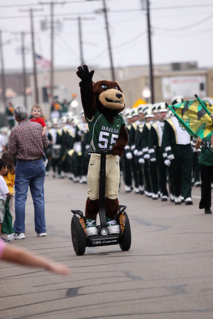 20101023 Baylor Homecoming Parade