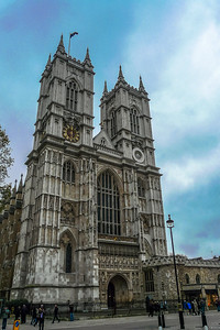 Westminster Abbey Great West Door