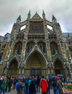 Westminster Abbey North Door