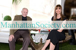 A.C.E. Founder Henry Buhl,  Super Model Carol Alt
