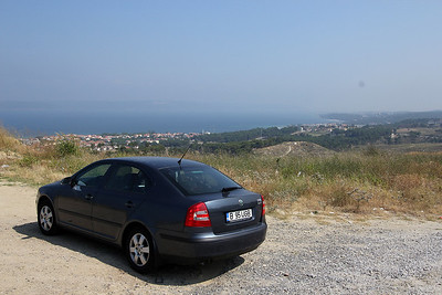 2010:August - Turcia si Bulgaria