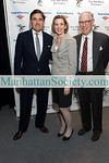 NEW YORK-JANUARY 21:Peter Brant, Sallie Krawcheck and Arie L. Kopelman attend 56th Annual Winter Antiques Show Opening Party to Benefit East Side House Settlement on Thursday, January 21, 2010 at the Park Avenue Armory, 643 Park Avenue (at 67th Street), New York City, NY (PHOTO CREDIT:  ©Manhattan Society.com 2010 by Christopher London)