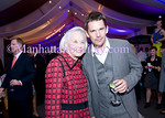 NEW YORK-SEPTEMBER 29: Liz Smith, Ethan Hawke attend 7th Annual Fete de Swifty Benefit Event to Benefit the Mayor's Fund to Advance New York City on Wednesday, September 29, 2010, near Swifty's Restaurant  under a tent on 73rd Street between Lexington & 3rd Avenue, New York City, NY (PHOTO CREDIT: ©Manhattan Society.com 2010 by Christopher London)