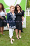 NEW YORK-MAY 17:Bette Midler,  America Ferrera attend   New York Restoration Project 9th Annual Spring Picnic & 15th Anniversary Celebration on Monday, May 17, 2010 at Fort Washington Park, West 158th Street & Henry Hudson Parkway, New York City, NY (PHOTO CREDIT: ©Manhattan Society.com 2010 by Chris London)