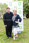 NEW YORK-MAY 17: Nathan Lane, Bette Midler attend  New York Restoration Project 9th Annual Spring Picnic & 15th Anniversary Celebration on Monday, May 17, 2010 at Fort Washington Park, West 158th Street & Henry Hudson Parkway, New York City, NY (PHOTO CREDIT: ©Manhattan Society.com 2010 by Chris London)
