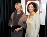 NEW YORK-JANUARY 20: Martha Stewart, Lynda Johnson Robb attend The American Antiques Show 2010 Gala Preview Benefit for The American Folk Art Museum on Wednesday, January 20, 2010 at Metropolitan Pavillion, 125 West 18th Street in Chelsea, New York City (PHOTO CREDIT:  ©Manhattan Society.com 2010 by Gregory Partanio)
