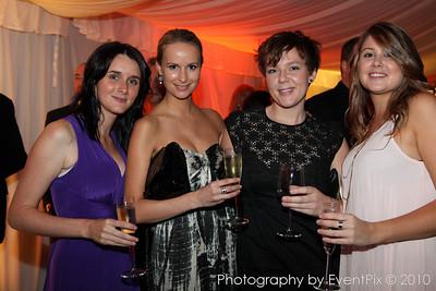 Tara Whitfield, Siena Scanlon, Camilla Lorraine and Chloe Eyles