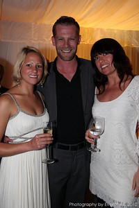 Rachel Eddy, Tim Nicholas and Georgia Blakeney
