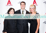 NEW YORK-NOVEMBER 11:President of ALS Association Greater NY Chapter Dorine Gordon, Mark Teixeira, Jennifer Steinbrenner Swindal attend  The ALS Association Greater New York Chapter's 16th Annual Lou Gehrig Sports Awards Benefit Honoring New York Yankees First Baseman Mark Teixeira and Tennis Champion Pam Shriver on Thursday, November 11, 2010 at New York Marriott Marquis, Broadway at 45th Street, New York City (PHOTO CREDIT: ©Manhattan Society.com 2010 by Christopher London)