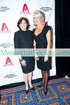 NEW YORK-NOVEMBER 11:President of ALS Association Greater NY Chapter Dorine Gordon, Jennifer Steinbrenner Swindal attend  The ALS Association Greater New York Chapter's 16th Annual Lou Gehrig Sports Awards Benefit Honoring New York Yankees First Baseman Mark Teixeira and Tennis Champion Pam Shriver on Thursday, November 11, 2010 at New York Marriott Marquis, Broadway at 45th Street, New York City (PHOTO CREDIT: ©Manhattan Society.com 2010 by Christopher London)