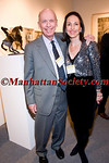 NEW YORK-MARCH 2: Byron and Anita Volz Wien attend  The 22nd Annual ART SHOW GALA PREVIEW To Benefit HENRY STREET SETTLEMENT on Tuesday, March 2, 2010 at The Park Avenue Armory, New York City. NY.  (PHOTO CREDIT:  ©Manhattan Society.com 2010 by Christopher London)