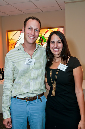 Adena Danzig Epelman reception for a decade of excellence in Jewish Leadership.  Photo by Aaron Meyers