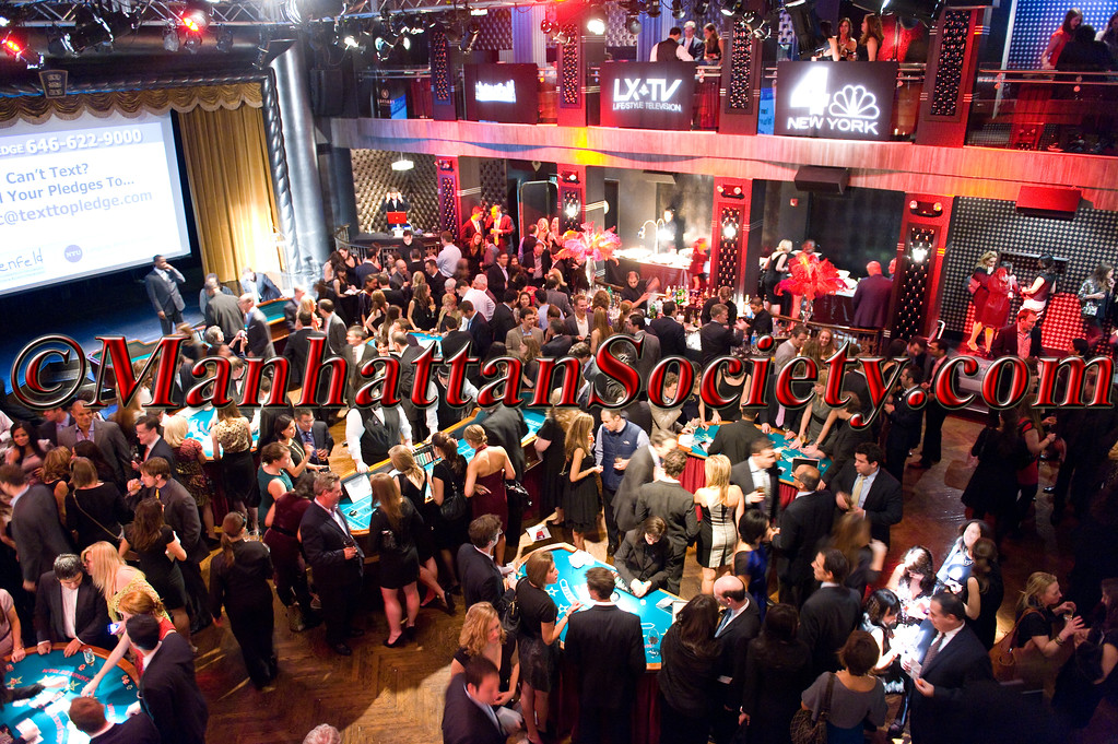 ADULTS IN TOYLAND Casino Night Hosted by Caesars, Atlantic City to Benefit the HASSENFELD Children's Center at NYU LANGONE MEDICAL CENTER