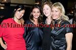 Patti Kim, Kelly Mack,Catherine Manno,Susan Casdin