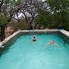 Pool at Hohe Warte, Namibia