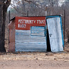 A restaurant in Kasane, Botswana
