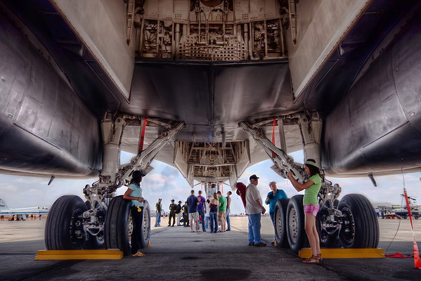 Airshow Trip - Kingsville and Corpus Christi