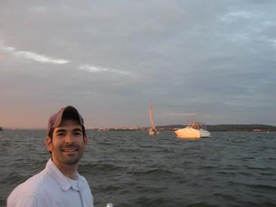 David at sea