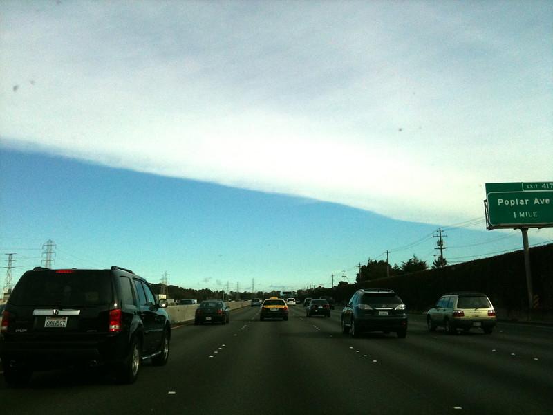 <b>peninsula sky</b> <br>Burlingame, CA <br>November 28, 2010