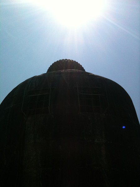 "<b>""Great Buddha"" (大仏, daibutsu)</b> <br>Kamakura, Japan <br>August 27, 2010"