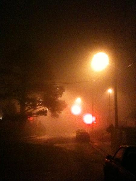 <b>Fog City</b> <br>Pacifica, CA <br>October 2, 2010