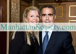Princess Yasmin Aga Khan,  Allen Brill President & CEO Rolex USA