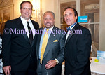 """NEW YORK-JUNE 7: Mike D. Tannenbaum (General Manager, NY Jets),  Richard """"Bo"""" Dietl,Kevin T. McDonnell  attend  ALZHEIMER'S ASSOCIATION, NEW YORK CITY CHAPTER ANNUAL """"FORGET-ME-NOT"""" GALA on Monday, June 7, 2010 at The Pierre Hotel, 2 East 61st Street at Fifth Avenue, New York City, NY (PHOTO CREDIT: ©Manhattan Society.com 2010 by Christopher London)"""