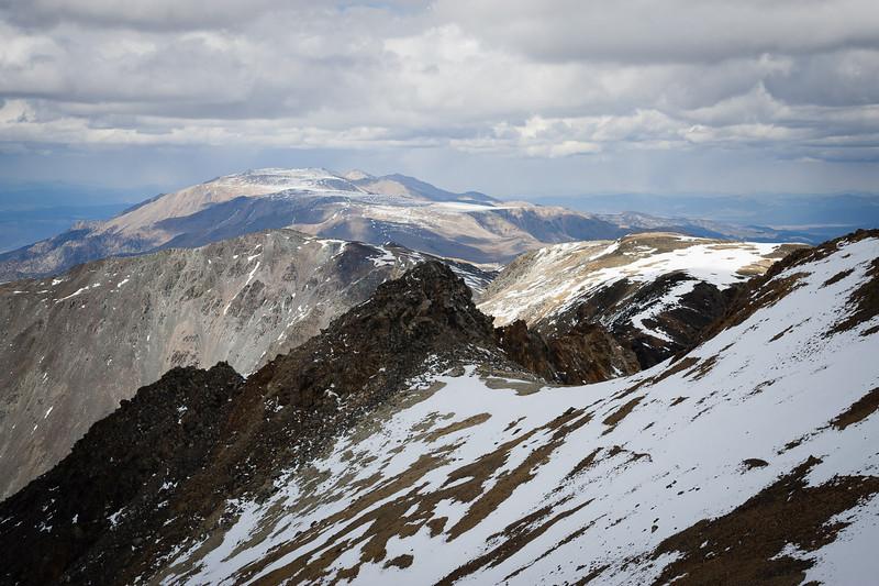 Northward view