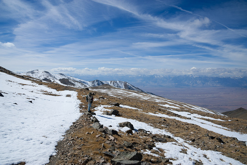 Looking at the Owens Valley