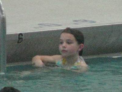 April 1 - Swimming