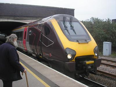Burton Upon Trent, 15 April 2010