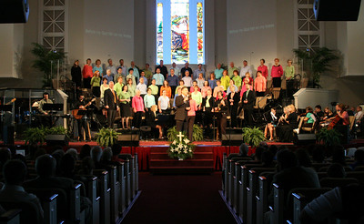 Western Avenue Baptist Church in Statesville, NC celebrates Easter with special music and a word from Isaiah.