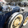 """Meet: Ford Model """"A"""" car clubbers display some of their vehicles Thursday afternoon at the Holiday Inn."""