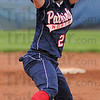 Starter: Alisha Ludwig started the game on the mound for Terre Haute North against Mooresville Friday night.
