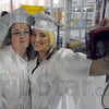 PIcture this: Harrison College classmates and graduates Lori Sanders and Alicia Eder graduated Friday night and will be working as Medical Assistants.