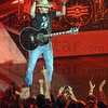 Performance: Jason Aldean performs for the sell out crowd at Hulman Center Saturday evening.