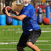 New arrival: Ronnie Fouch is one of three men vieing for the ISU quarterback position.