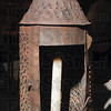 Historical treasure: candle lantern.