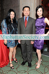 "NEW YORK-MARCH 22: Susan Shin, John Liu, Ida Liu attend ASIA SOCIETY: ""Celebration of Asia Week--AllThingsArtAsia"" Gala Dinner  on Monday, March 22, 2010 at  at Guastavino's, 409 East 59th Street New York, NY 10022  (PHOTO CREDIT:  ©Manhattan Society.com 2010 by Christopher London)"