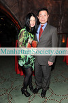 "NEW YORK-MARCH 22:Designer Vivienne Tam and New York City Comptroller John Liu attend ASIA SOCIETY: ""Celebration of Asia Week--AllThingsArtAsia"" Gala Dinner  on Monday, March 22, 2010 at  at Guastavino's, 409 East 59th Street New York, NY 10022  (PHOTO CREDIT:  ©Manhattan Society.com 2010 by Christopher London)"