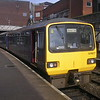 First Great Western Pacer 143617 Clifton Bristol