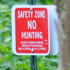 Warning: New signs are posted in the Wabashiki Fish and Wildlife area. They alert hunters to the safety zones that have been established.