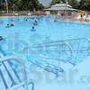 Renovation: The Rockville Park pool is in full operation Friday morning after the dedication ceremony.
